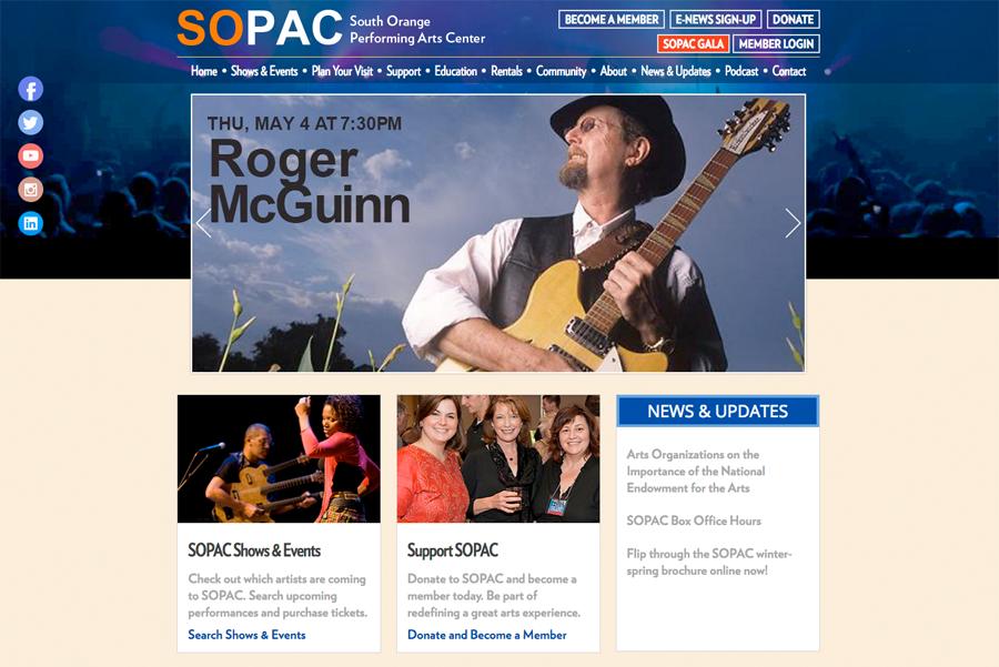 SOPAC Homepage